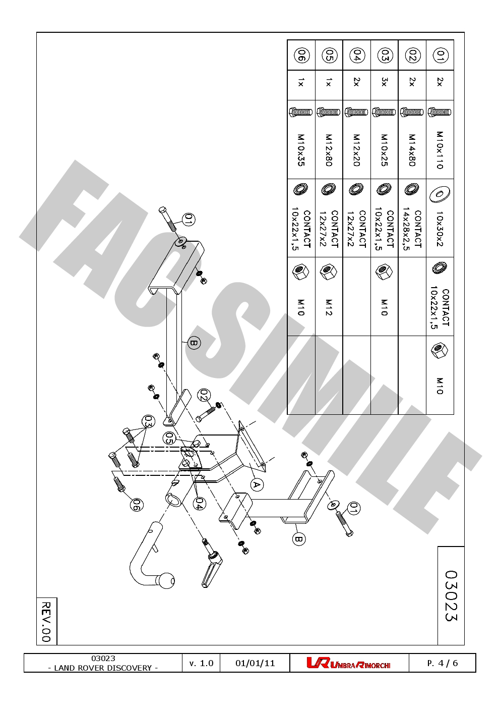 7 Pin Electrics for Rover Discovery II 98-04 03023//F/_H2 Fixed Swan Neck Towbar