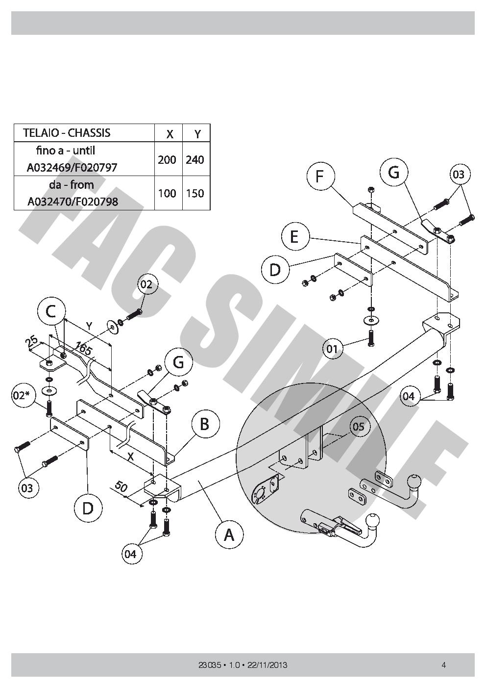 Swan Neck Towbar For Mercedes CLK 7 Pin Electrics Cabrio 97-04 23035/_H7