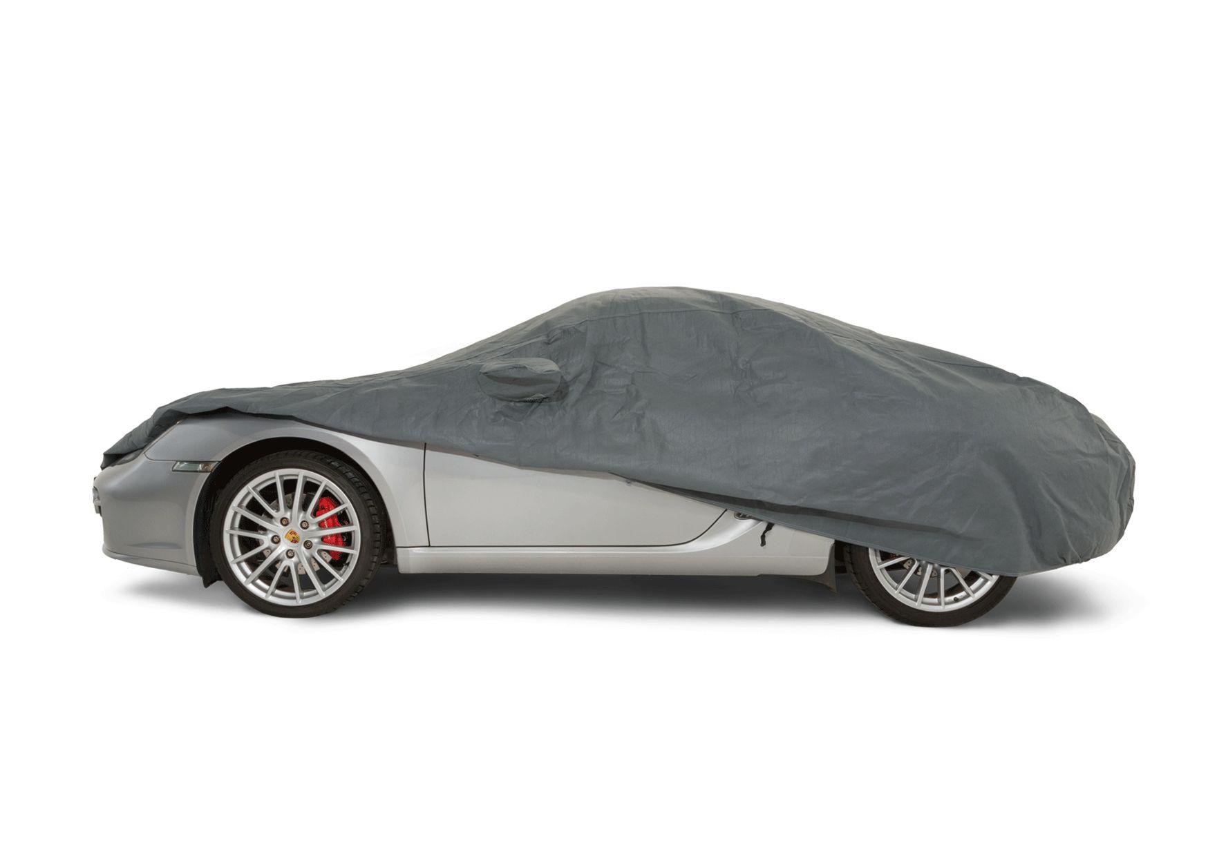 Porsche Car Cover: Tailored Breathable Stormforce Car Cover Porsche Boxster