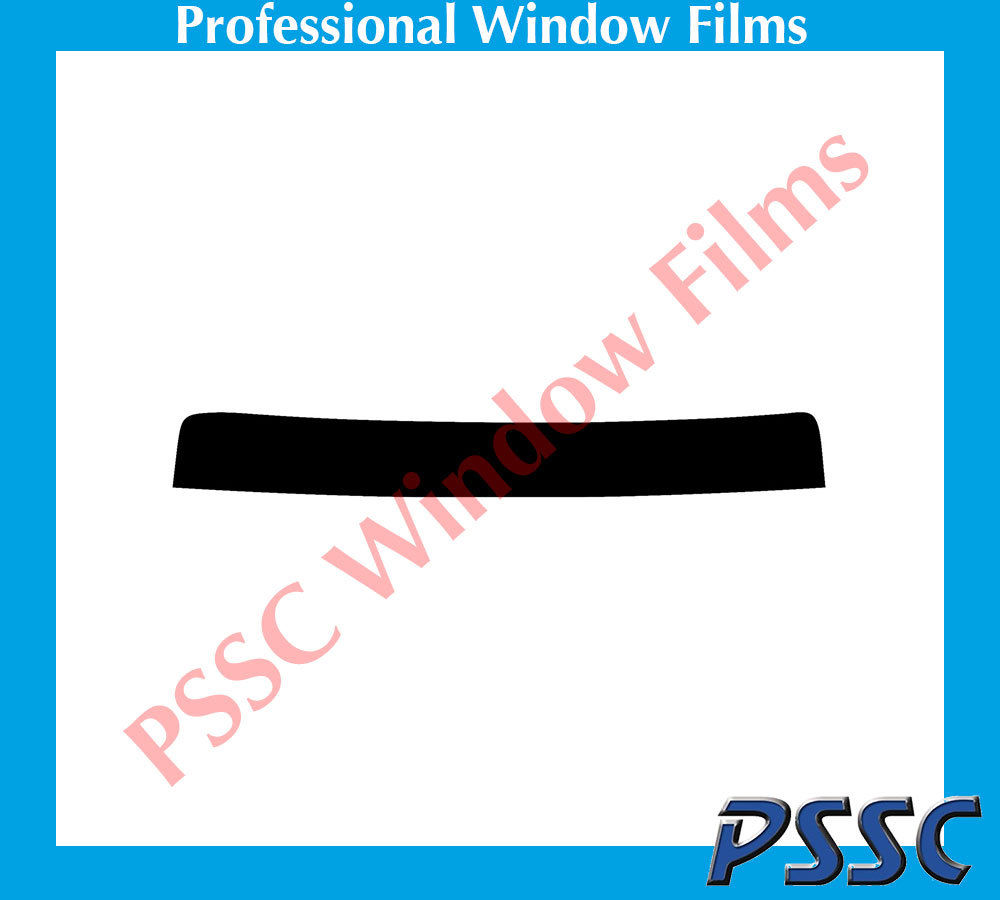 PSSC Pre Cut Front Car Window Films for Volvo V70 Estate 2007 to 2016 70/% Very Light Tint