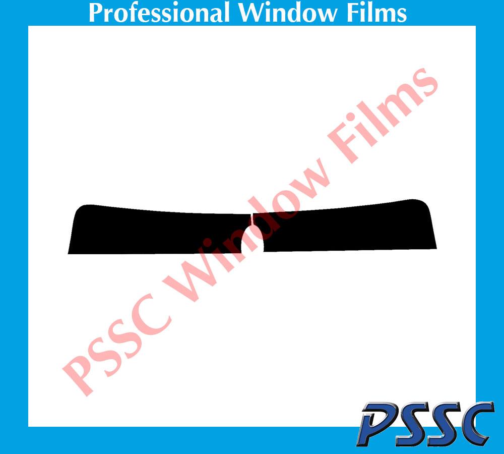 RENAULT Kangoo 2008-2016 Sun Strip 5/% Pre Cut Window Tint Film