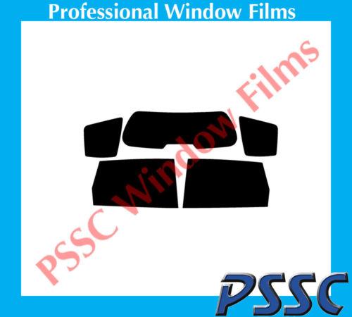 PSSC Pre Cut Rear Car Window Films for Vauxhall Corsa 3 Door Hatchback 2000-2006 5/% Very Dark Limo Tint