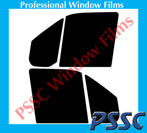 PSSC Pre Cut Front Car Window Films fits for Ford Transit Connect 2002 to 2013 50/% Light smoke Tint