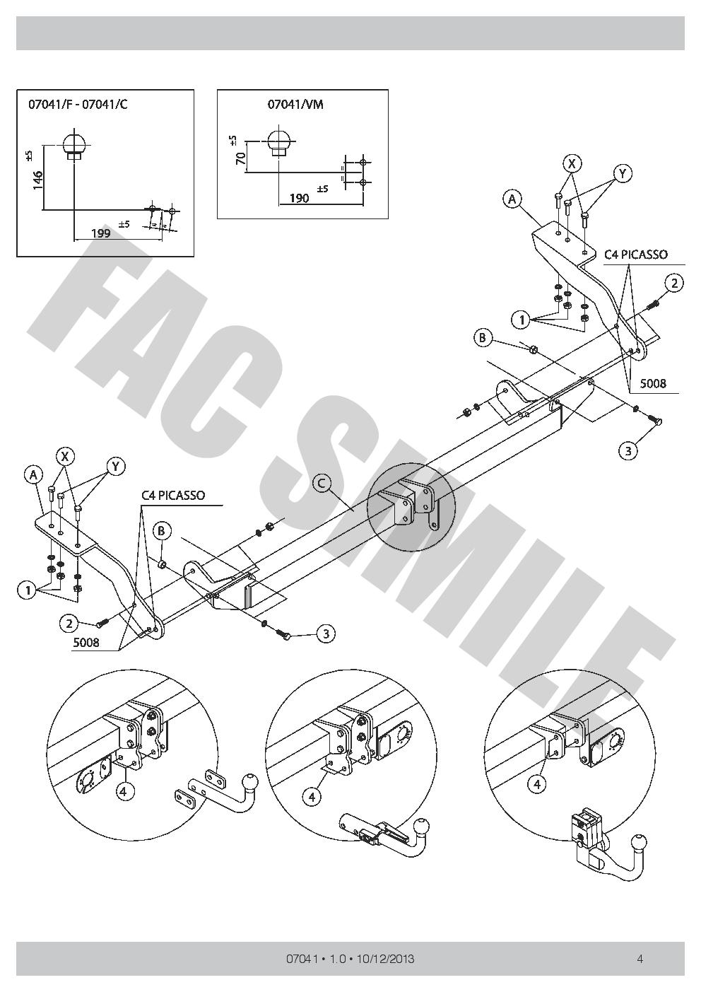 peugeot 5008 wiring diagram 2 sg dbd de \u2022detachable towbar 7 pin wiring  tow bar