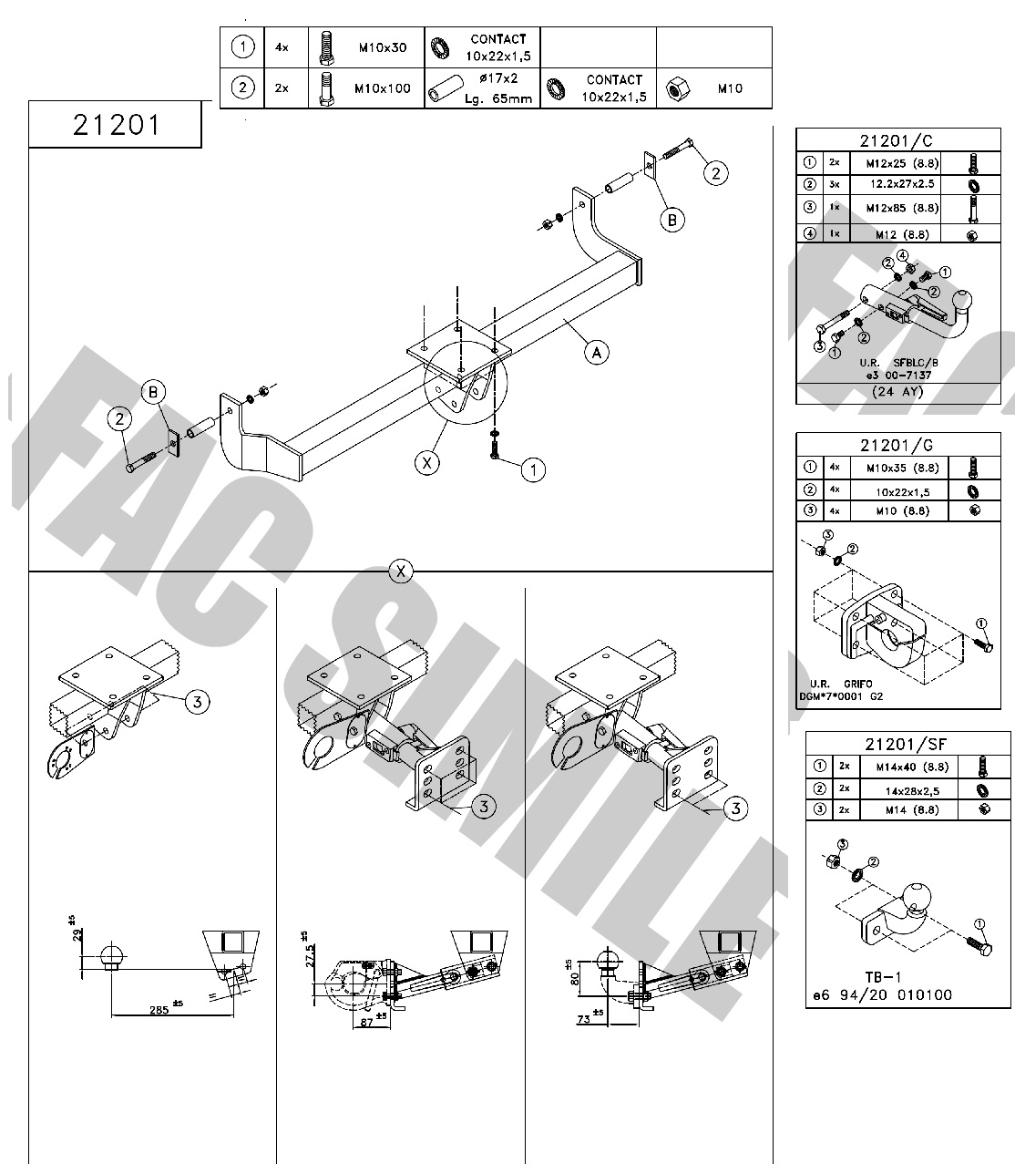 Detach Towbar 7p Wiring For Mahindra Goa Pick Up 4wd 2 4dr 06 On Engine Diagram