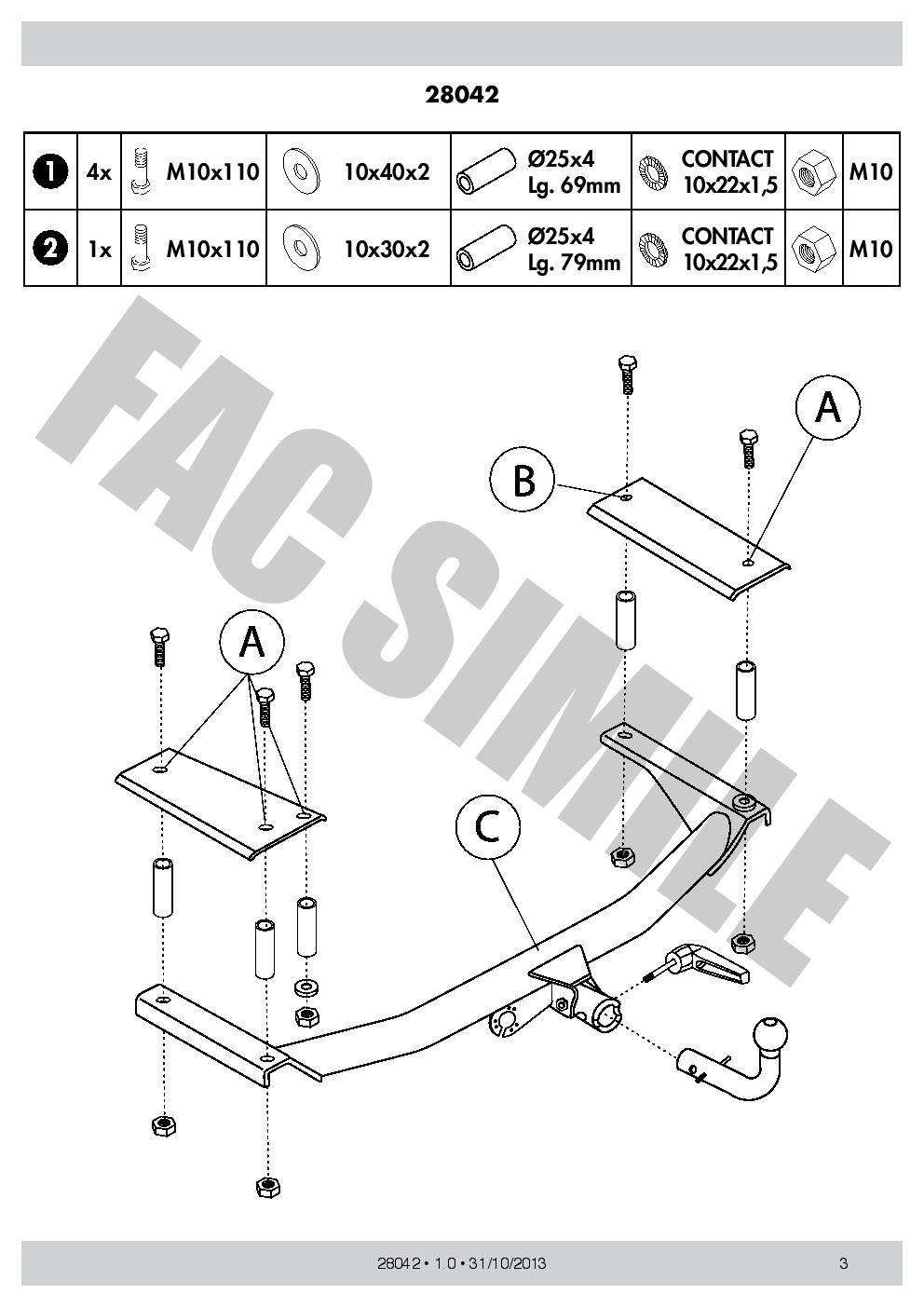 40A Vauxhall Vectra B Towbar Wiring Diagram | Wiring Resources on fog lights diagram, suspension diagram, headlight adjustment diagram,