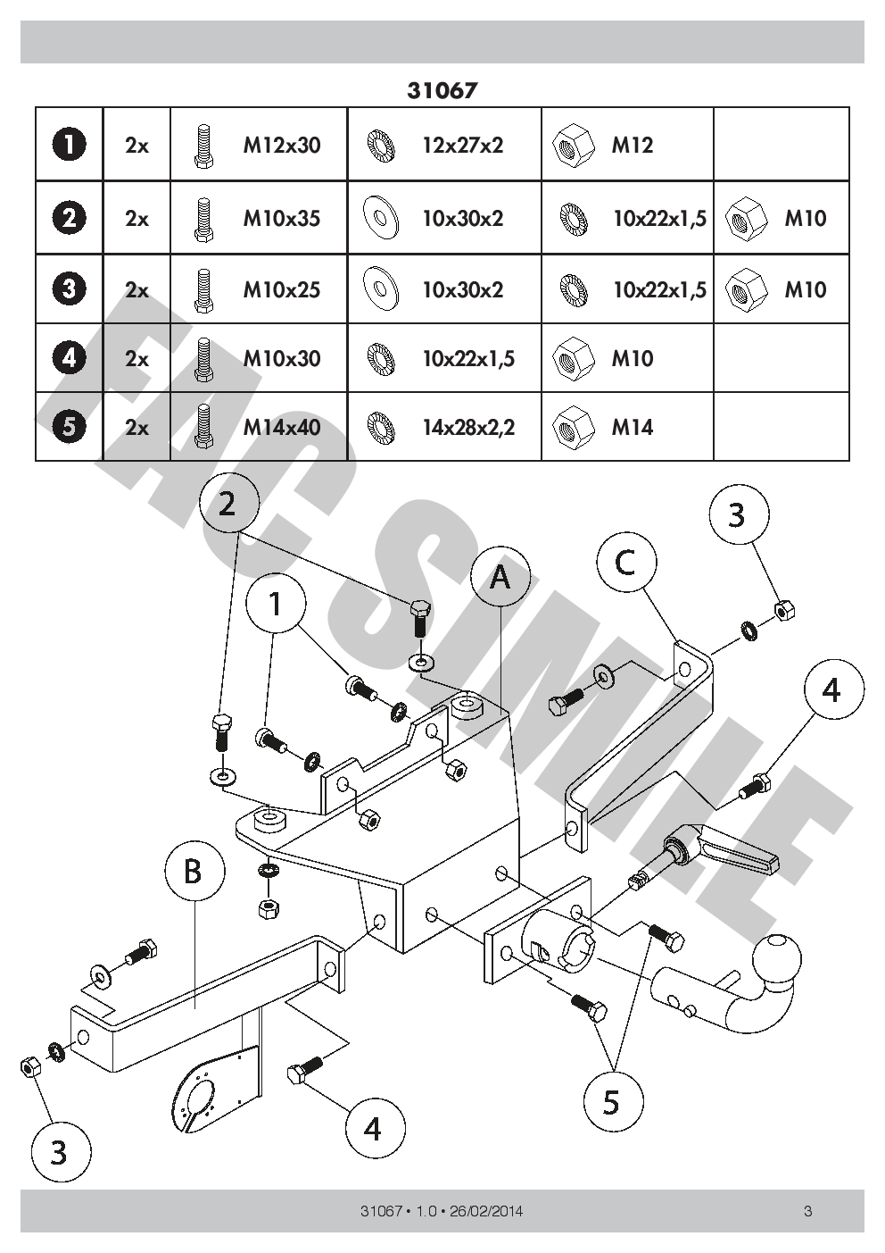 Detachable-Towbar-7pin-wiring-bypass-relay-Tow-Bar-