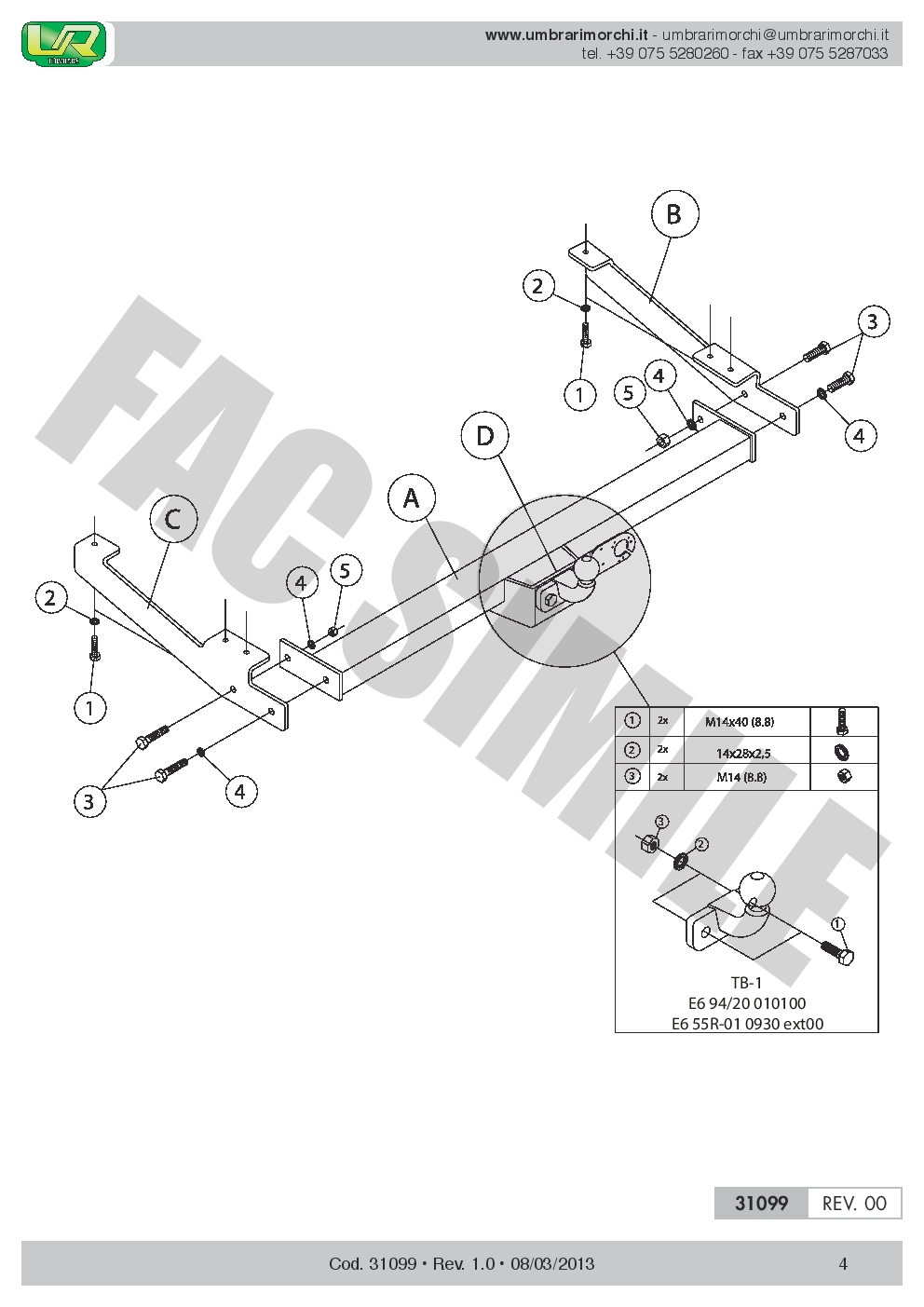 Faisceaux 7 broches pour Opel MOVANO-A VAN 04-10 31101//SF/_B6 Bride Attelage