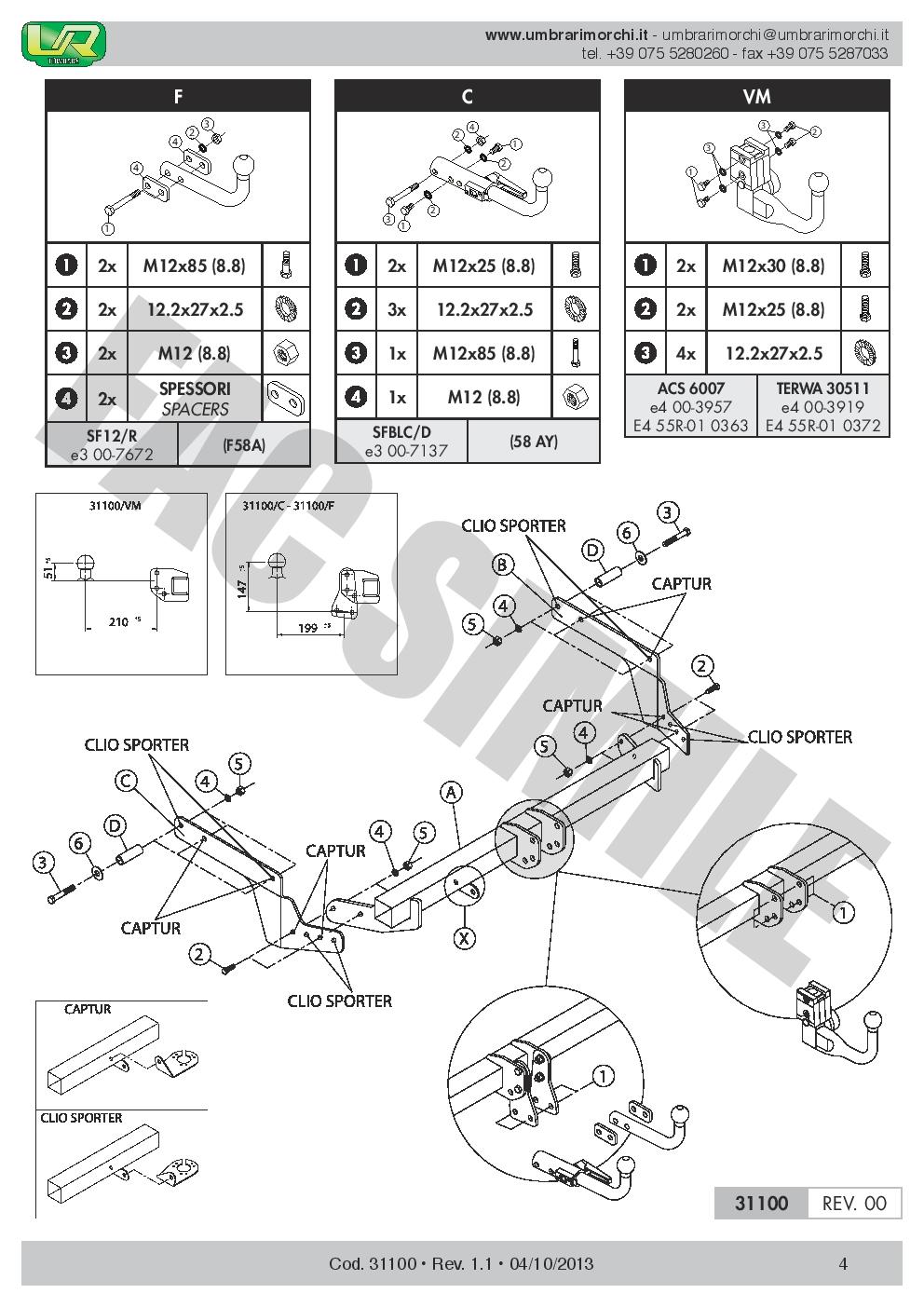 Vertical-Detachable-Towbar-7p-wiring-Tow-Bar-for-
