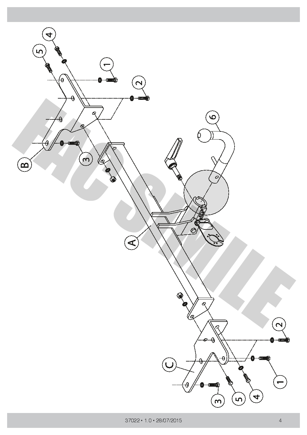 Detachable Towbar 7 Pin Wiring Kit Bypass Relay Tow Bar For Suzuki Diagram Daihatsu Grand Max