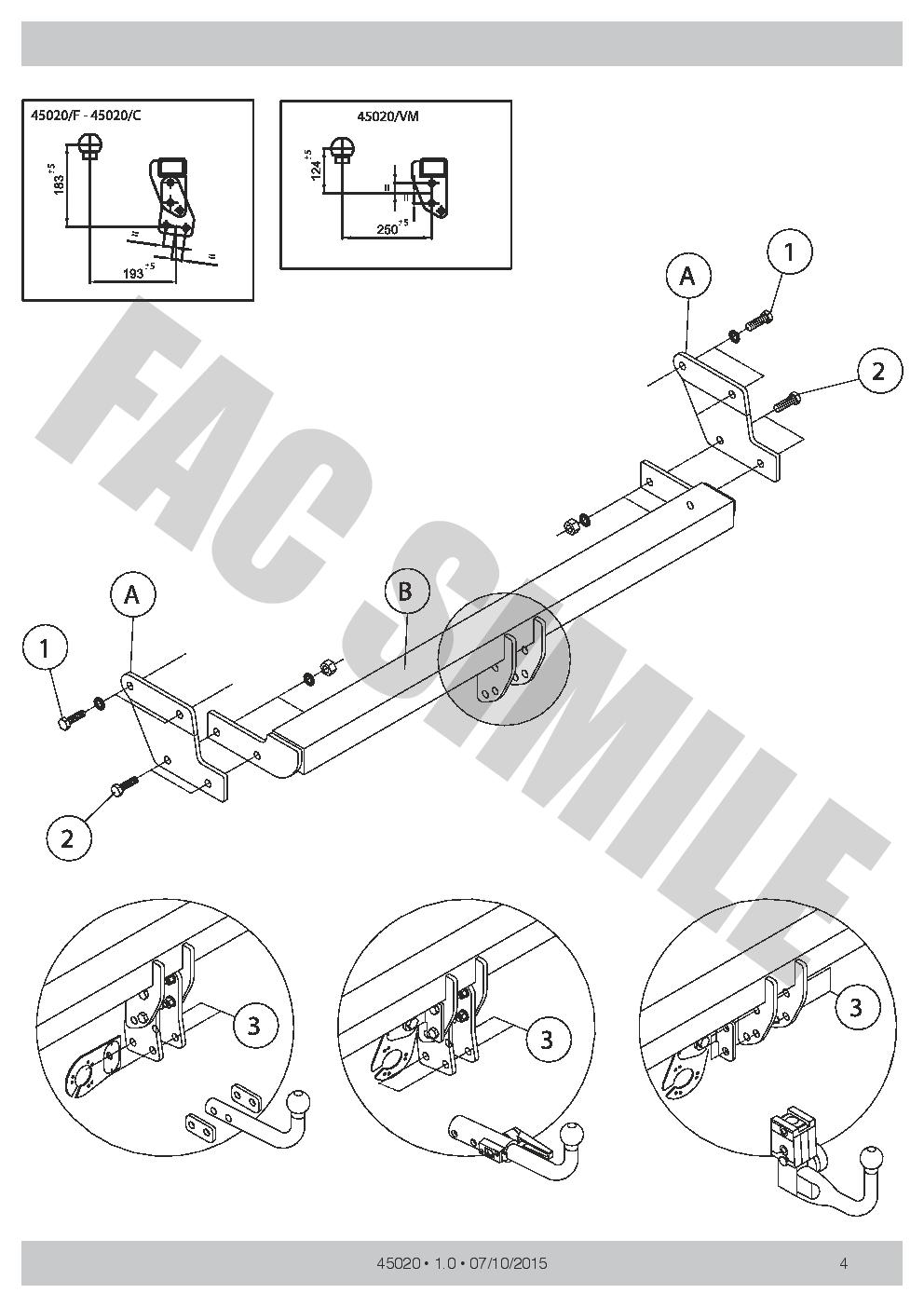 Vertical Towbar 7p Bypass Relay For Hyundai I20 Hatch 3 5dr 09 12 Wiring Diagram