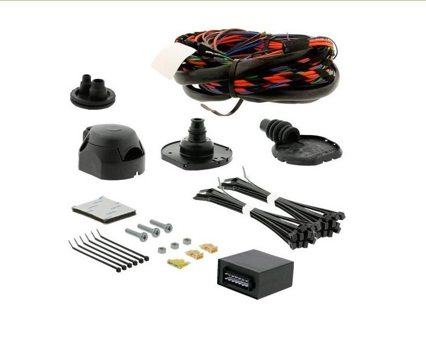 13 Pin Specific Wiring Kit Rhd For Opel Vauxhall Zafira Mpv 05