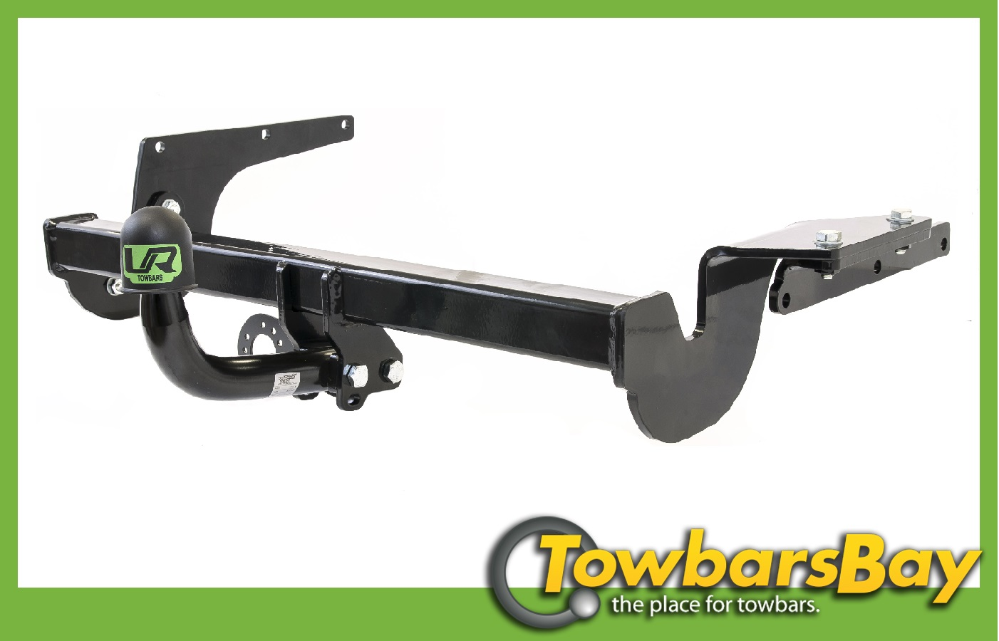 Witter Towbar for Peugeot Partner Van L1 2008-2018 Flange Tow Bar
